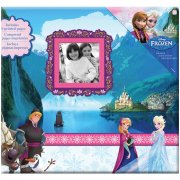 "Utgår! Album med 10st Disney Frost papper - 12""x12"" - Post Bound"