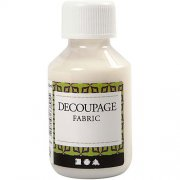 Decoupagelack Fabric - Till Textil 100 ml
