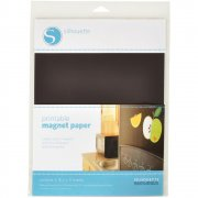 Printable Magnet papper ca A4 - 4 ark - Silhouette America