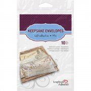 Scrapbook Adhesives Keepsake Envelopes - 10 st kuvert