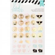 Stickers - Heidi Swapp - Memory Planner Emoticon