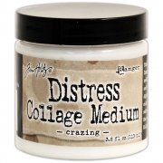 Tim Holtz Distress Collage Medium - Crazing Krackelering