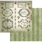 Papper Couture Creations - Hearts Ease - Dragonfly Phrases
