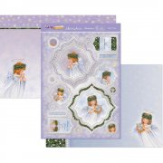 A4 Topper Set - Angel's Wings - Hunkydory