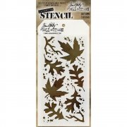 Schablon Tim Holtz - Autumn