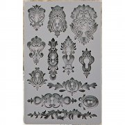 Prima - Iron Orchid Designs Vintage Art Decor Mould - Keyholes