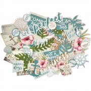 Die Cuts Collectables - Island Escape - Kaisercraft