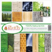 Ella and Viv 100% Natural Scrapbooking paper