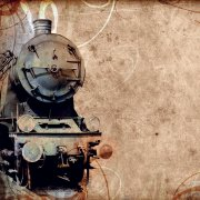 Papper - Ella & Viv - Adventure Emporium - Steam Engine Train