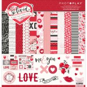 "Paper Pack 12""x12"" - Photo Play - So Lovely"