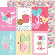 Papper Doodlebug - Cream & Sugar - Falling In Love