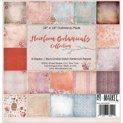 Paper Pad Heirloom Botanicals - 12x12 - 49 and Market