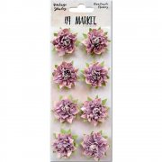 Blommor 49 and Market - Vintage Shades Blossoms - Orchid