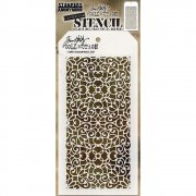 Schablon Tim Holtz - Ornate