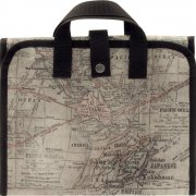 Tim Holtz Storage Studios Expedition Craft Tool Tote - 8x11x0.5