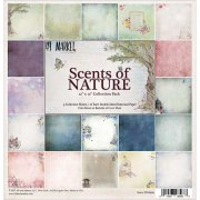 Paper Pad Scents Of Nature - 12x12 - 49 and Market