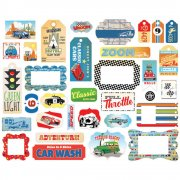 Die Cuts - Carta Bella - Cartopia