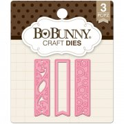 BoBunny Essentials Dies - Fancy Tags