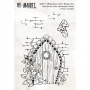 Clearstamps 49 and Market - Gabi´s Whimsical Door