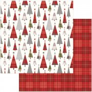 Papper Photo Play - Mad 4 Plaid - Tree Lot