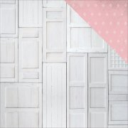 Papper Kaisercraft - Rose Avenue - Wood Panels