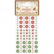 Pearls The Magic Of Christmas - Dovecraft 91 st
