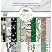 Kristinas Scrapbooking Papper BoBunny Garden Party