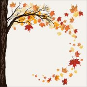 Papper - Ella & Viv - Autumn Inspired - Dancing Leaves