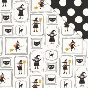 Papper My Minde Eye - Trick Or Treat - Witches And Friends
