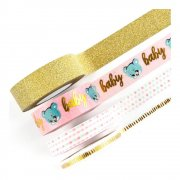 Washi Tape - Heaven Sent 2 Decorative Tape - Washi & Glitter
