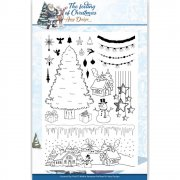Clear Stamp Set - Find It Amy Design - The Feeling Of Christmas