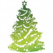 Hot Foil Stamp - Ultimate Crafts - Christmas Tree