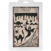 Idea-Ology Cling Foam Stamps - Halloween - Tim Holtz