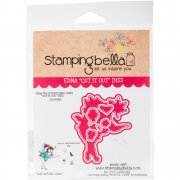 Stamping Bella die - Edna The Everything Fairy