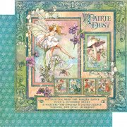 Papper Graphic 45 - Fairie Dust - Fairie Dust