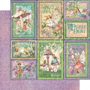 Papper Graphic 45 - Fairie Dust - Dreamland