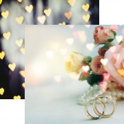 Reminisce Modern Wedding True Love
