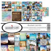 Paper kit Reminisce Bucket List