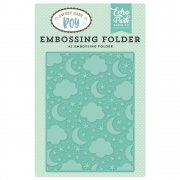 Utgår! Embossing Folder - Sleep Tight - Echo Park