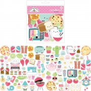 Die Cuts So Punny - Doodlebug - Odds & Ends
