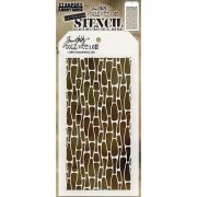 Schablon Tim Holtz - Cells