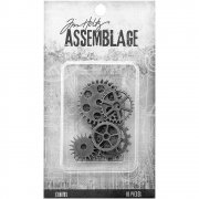 Tim Holtz Asemblange Gears and cogs