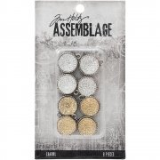 Metallcharms - Tim Holtz - Gumdrops