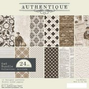 Paper Pad 6x6 - Authentique - Accolade