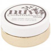 Nuvo Embellishment Mousse - Toasted Almond