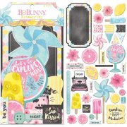 Summer Mood - Die Cuts - Bo Bunny