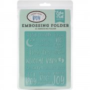 Embossing Folder - Special Delivery - Echo Park