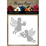 Dies Paper Rose - Garden Fairies