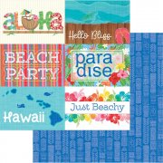 Papper PhotoPlay - Aloha - Paradise