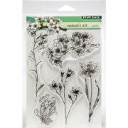Clearstamp Set - Penny Black - Nature's Art
